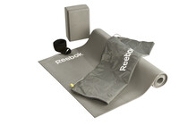 Reebok Yoga-Set grau